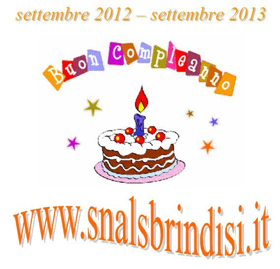 Buon compleanno snalsbrindisi.it