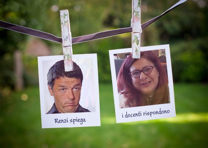 La risposta dei docenti alla lezione di Renzi