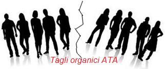 Tagli personale ATA