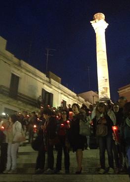 Manifestazione 18 maggio 2015